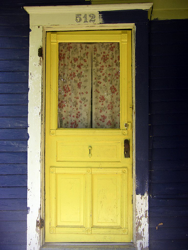 vanishing-south-georgia-fitzgerald-ben-hill-county-ga-copyright-brian-brown-yellow-door-navy-blue-walls-antique-floral-curtains-photograph-image-photo.jpg
