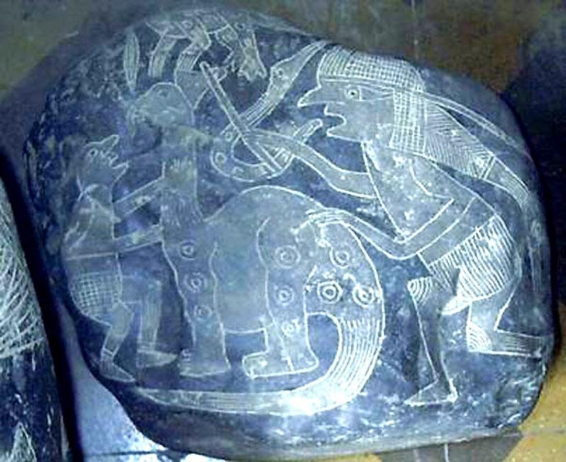 Загадочные камни городка Ика 4