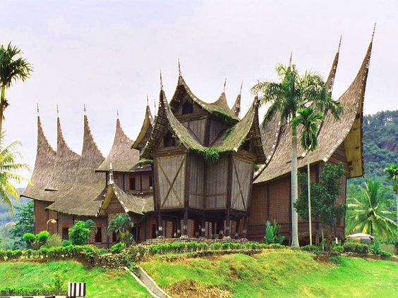 «Indonesian Traditional Houses»..jpg